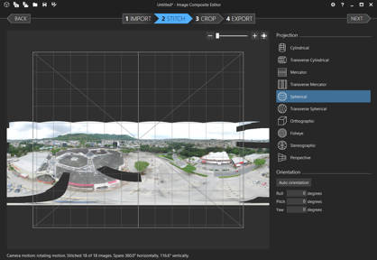 Get Litchi 360 photo sphere in Panoramio | Engabao com